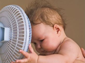 bebé-ventilador