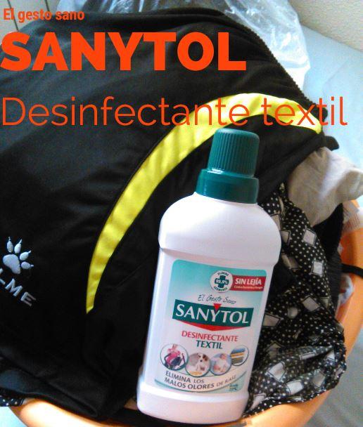 sanytol desinfectante textil tittle