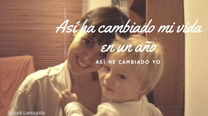 cumpleblog primer año blog mama lanuguita blogger maternidad mirada motherhood
