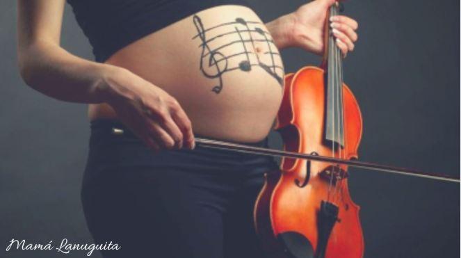 beneficios musica bebes niños musicoterapia embarazo musica estimulacion temprana embarazo