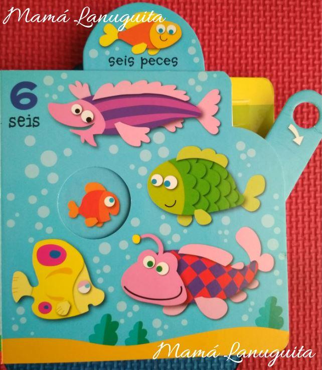 juega y descubre los numeros jordi busquets susaeta libros un año lectura niños libro interactivo seis