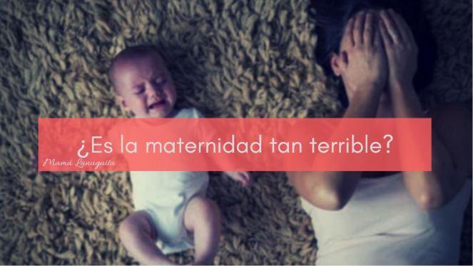 maternidad realidad madrereal depresion postparto motherhood