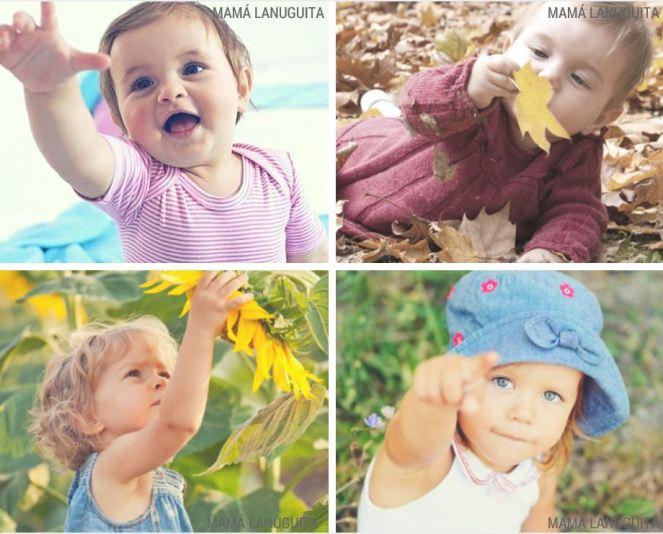 mirar el mundo como nuestros hijos descubrir el mundo asombro mirada señalar maternidad crianza apego