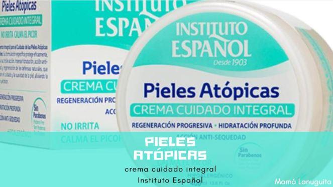 piel atopica crema cuidado integral instituto español