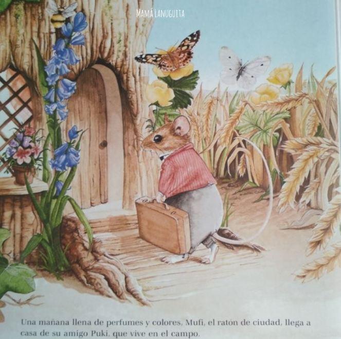 viva la vida tranquila pestalozzi verlag lectura libro infantil 0 a 4 años cartone ratones cuento