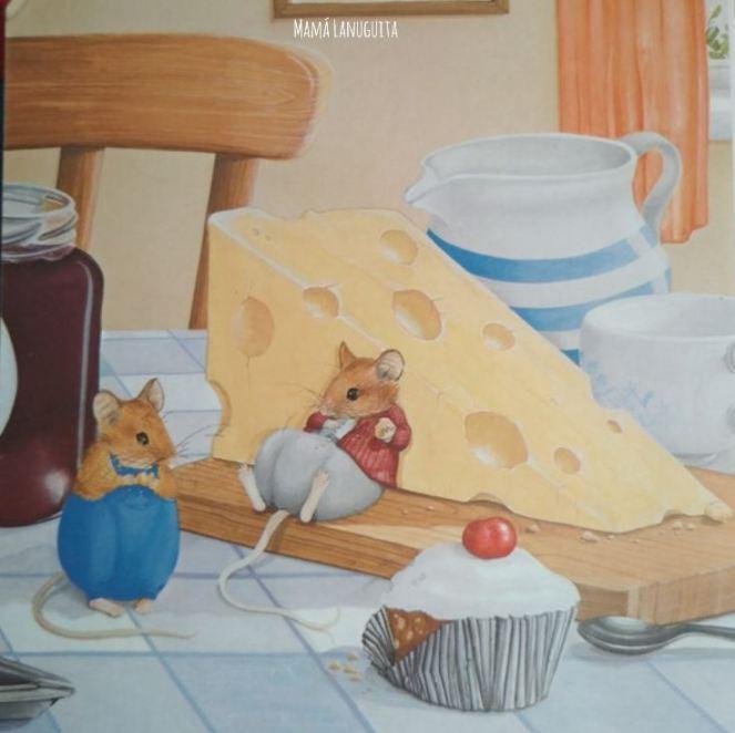 viva la vida tranquila pestalozzi verlag lectura libro infantil 0 a 4 años cartone ratones cuento3