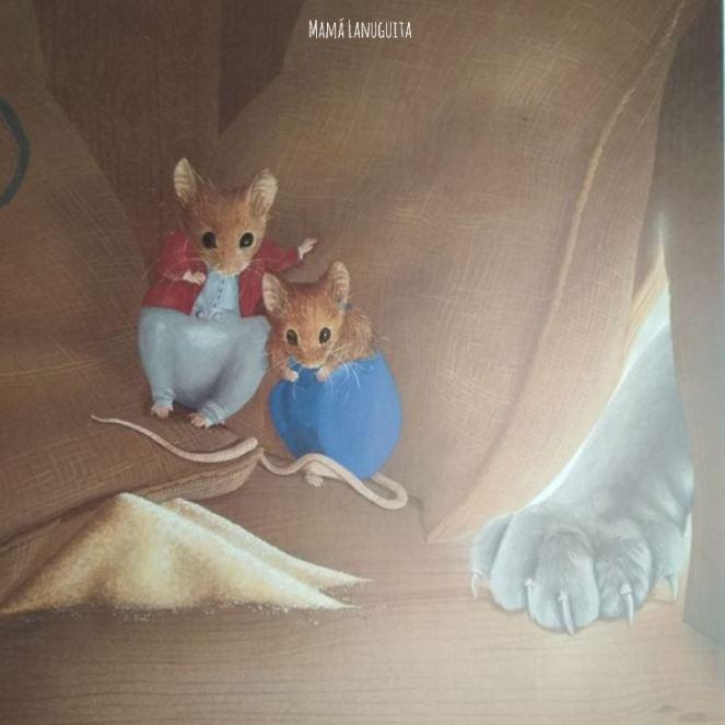 viva la vida tranquila pestalozzi verlag lectura libro infantil 0 a 4 años cartone ratones cuento4