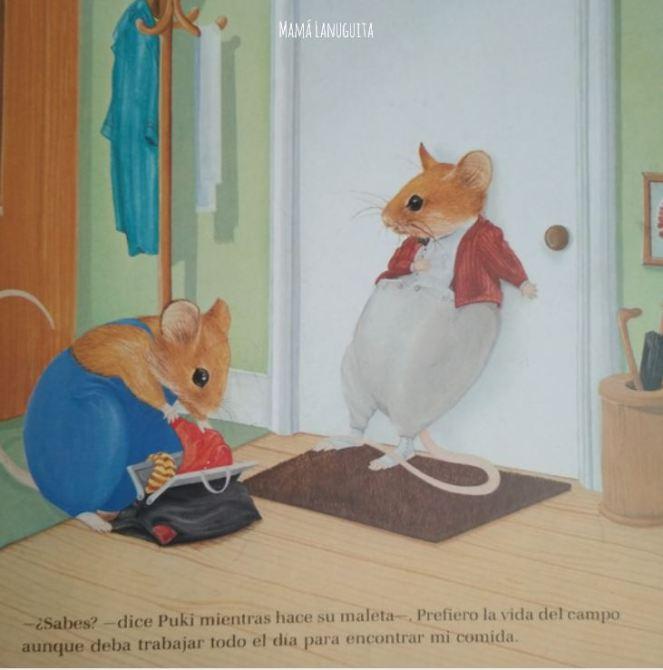 viva la vida tranquila pestalozzi verlag lectura libro infantil 0 a 4 años cartone ratones cuento5