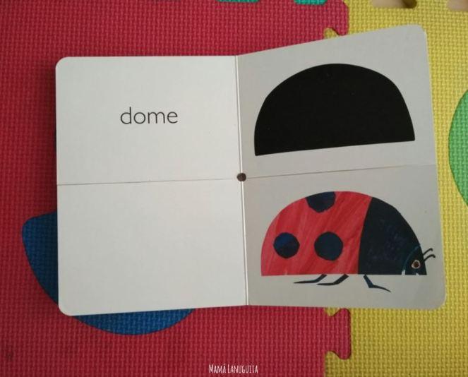 mi primer libro de las formas eric carle my very first book of shapes libro infantil libro ilustrado lectura infantil formas carle