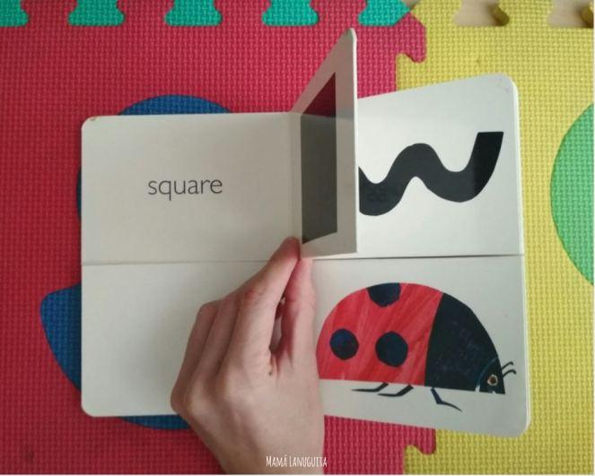 mi primer libro de las formas eric carle my very first book of shapes libro infantil libro ilustrado lectura infantil formas figuras