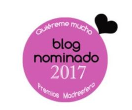 blog nominado premios madresfera 2017 blog personal #PremiosMadresfera2017