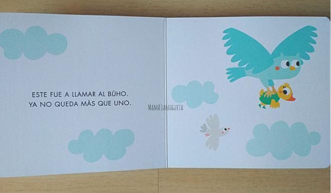 5 patitos cinco patitos reseña libro margarita del mazo cecilia moreno libros infantiles lectura 1 a 3 años libro para contar aprender numeros 3
