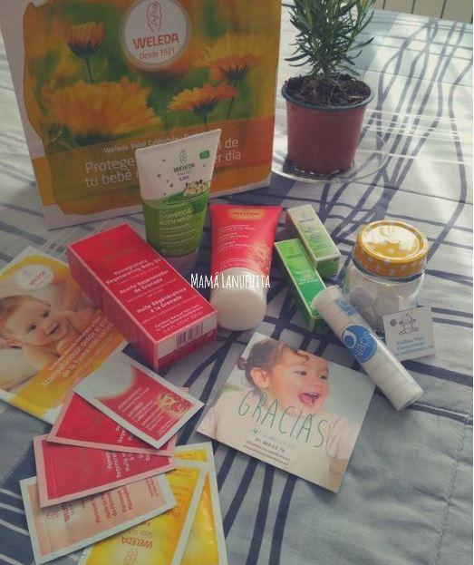 la farmacia del bebe toallitas näps weleda cuidando la piel de los más pequeños productos