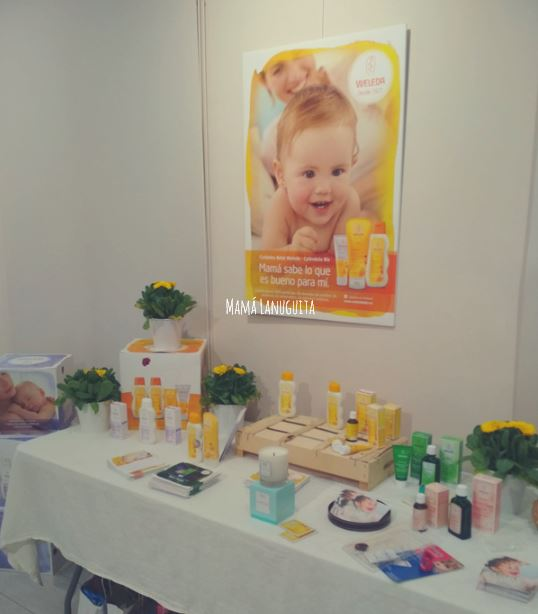 la farmacia del bebe weleda cuidando la piel de los más pequeños